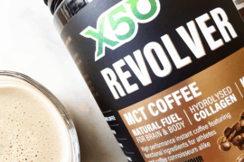 X50 Revolver MCT Coffee Review