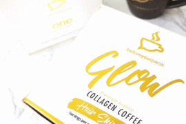 Before You Speak Glow Collagen Coffee Review