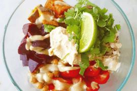 Ayurveda 6 Taste Bowl Recipe