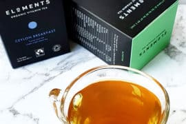 Eloments Tea Review