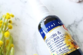 Natural Life Propolis & Manuka honey spray Review & Health Benefits