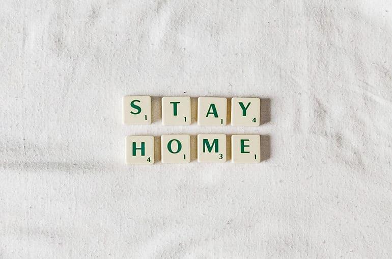 coronavirus self isolation quarantine survival guide stay home